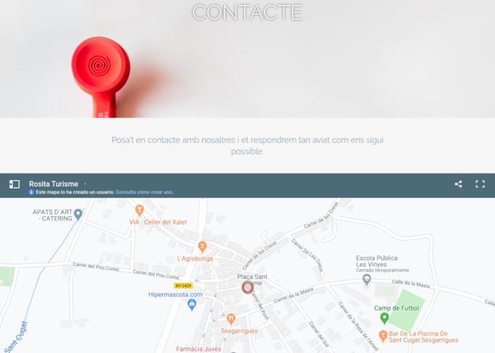 Contacte_Rosita_Turisme
