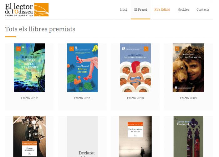 PremiOdissea_llibres