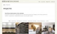 Projectes web Esteve Interiorisme