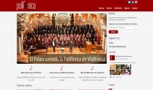 Polifònica de Vilafranca Web
