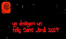 Us desitgem un feliç Sant Jordi 2014