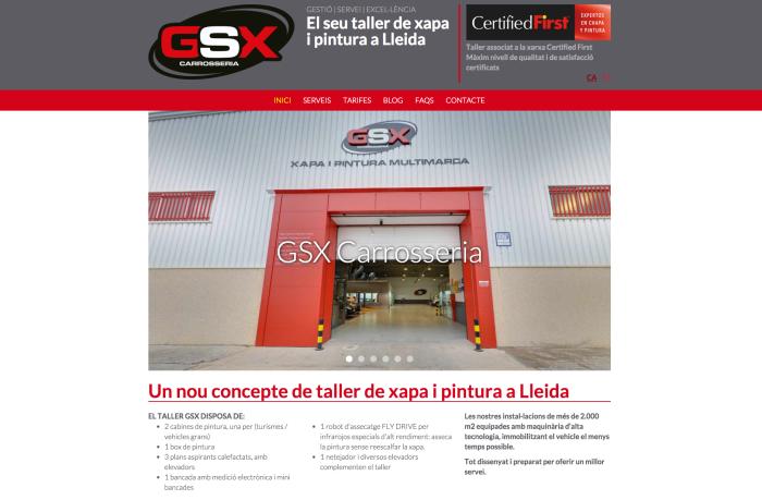 Home – GSX – Carrosseria