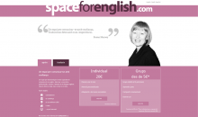 web spaceforenglish.com